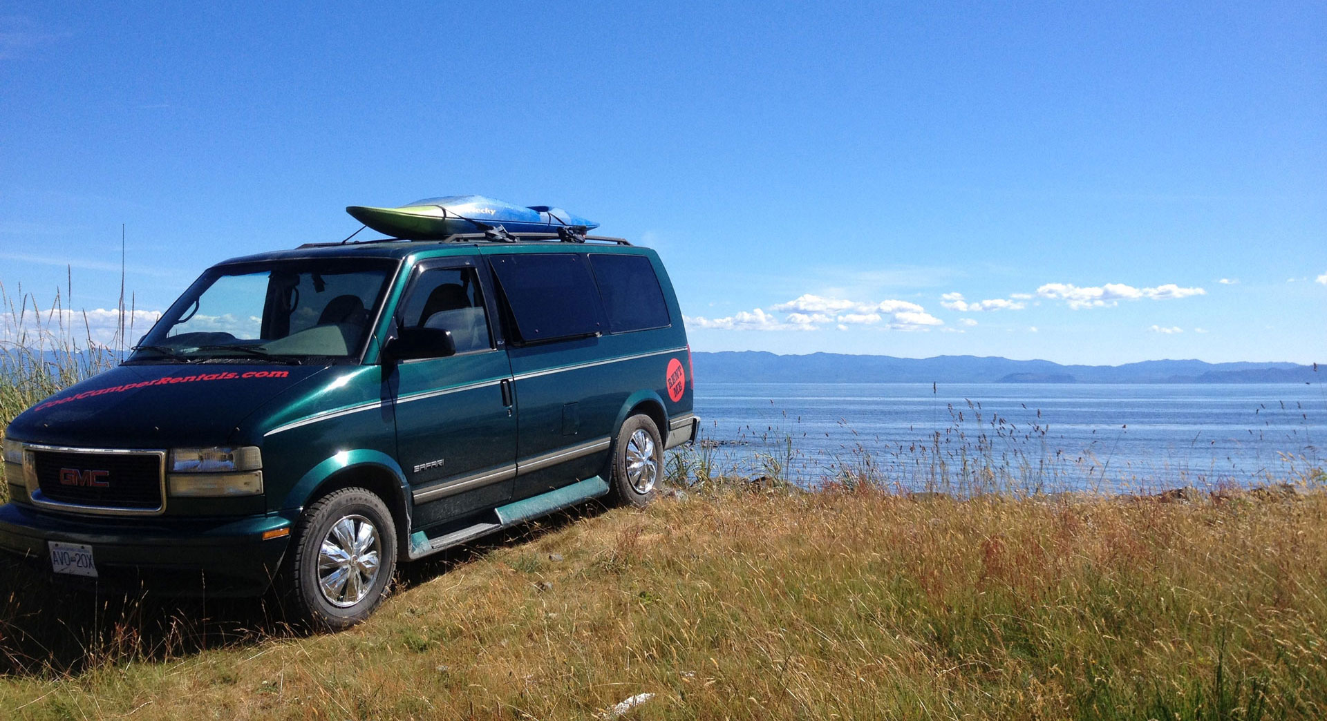 Cool Camper Rentals Van Transportation And In Sidney Vancouver Island Victoria